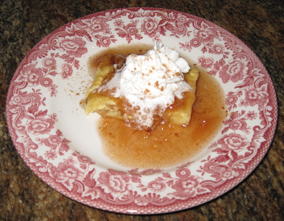 Today I used them in this Apple Puff Pancake recipe.